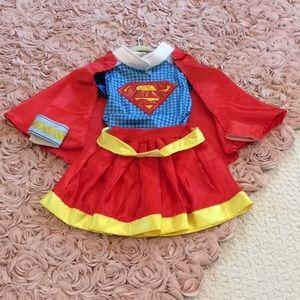 DC Super Hero girls SuperGirl Costume